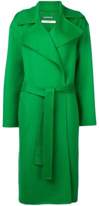 Givenchy wrap front coat