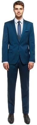 DAY Birger et Mikkelsen Men's Nick Dunn Modern-Fit Unhemmed Suit