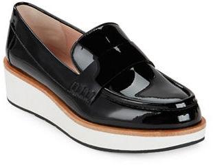 Kate SpadeKate Spade New York Priya Patent Platform Loafers