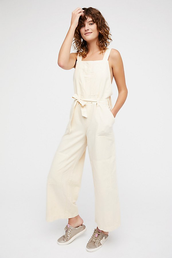 Beach Comber Utility One Piece by Free People