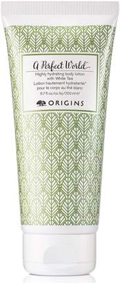 Origins A Perfect World(TM) Highly Hydrating Body Lotion with White Tea