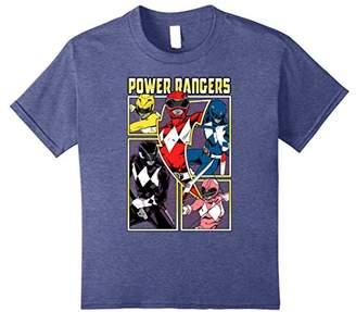 Power Rangers Vintage Team Battle T-Shirt