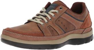 Rockport Men's Get Your Kicks Mudguard Blucher Sneaker