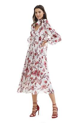 Country Road Scarlet Bloom Dress