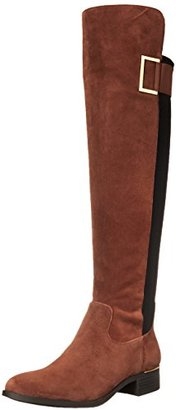 Calvin Klein Women's CYLAN Riding Boot $199 thestylecure.com