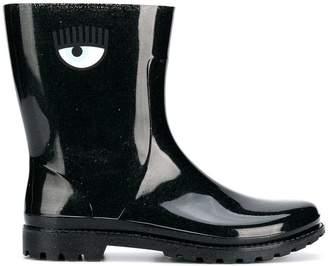 Chiara Ferragni rain boots