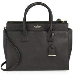 Kate Spade Candace Leather Satchel