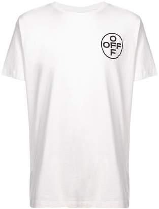 Off-White fight print T-shirt