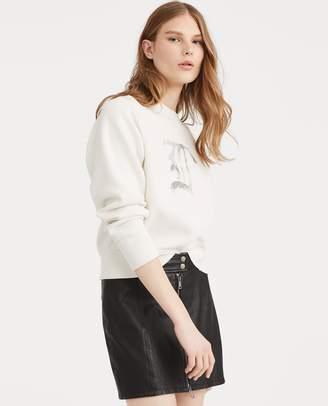 Ralph Lauren Fleece Graphic Pullover