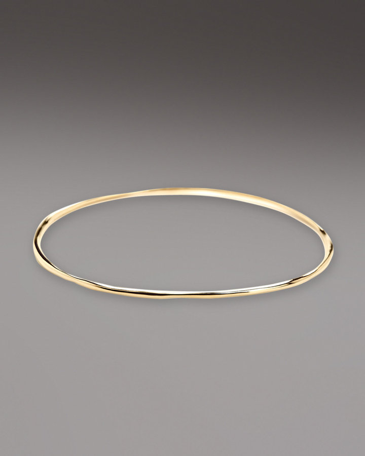 Ippolita Shiny Gold Bangle