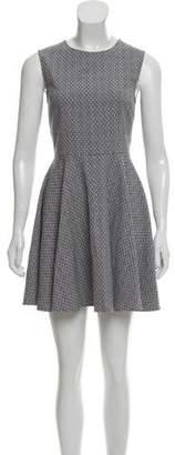 Diane von Furstenberg A-Line Jeannine Dress