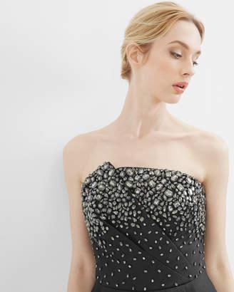 Ted Baker PILLIPA Embellished maxi dress