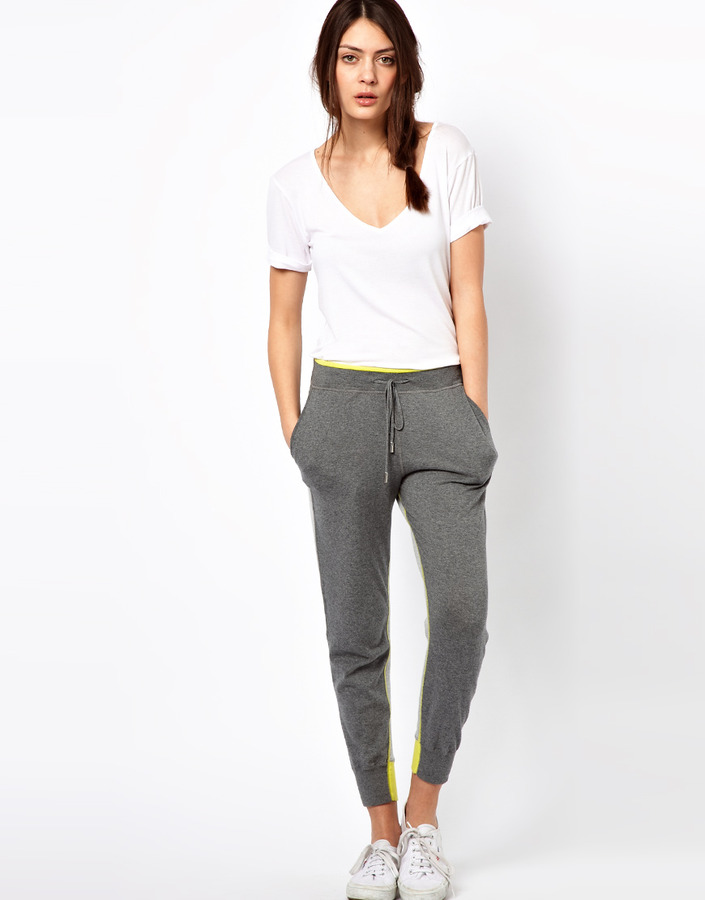 Paul Smith Paul by Jogging Pants with Fleuro Cuff