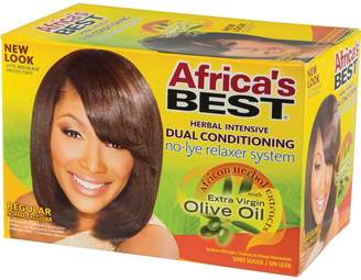 Africa's Best No Lye Regular Relaxer System