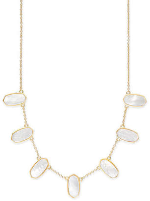 Kendra Scott Meadow Stone Shaker Necklace