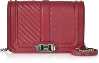 Rebecca Minkoff Small Quilted Leather Love Crossbody Bag