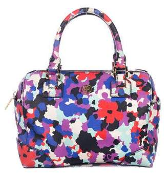Tory Burch Small Robinson Camouflage Tote