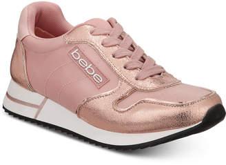 5f7ef412968 Bebe Women s Sneakers - ShopStyle