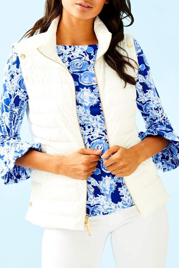 Haisley Puffer Jacket/vest