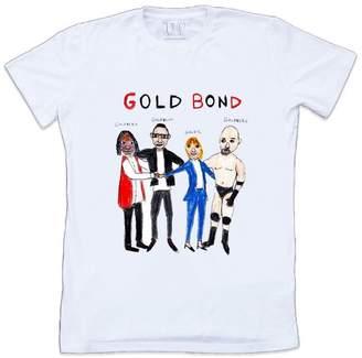 Unfortunate Portrait Gold Bond Tee