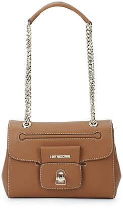 Love Moschino Curb Chain Shoulder Bag