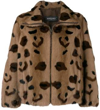 Simonetta Ravizza Bluma Leo jacket