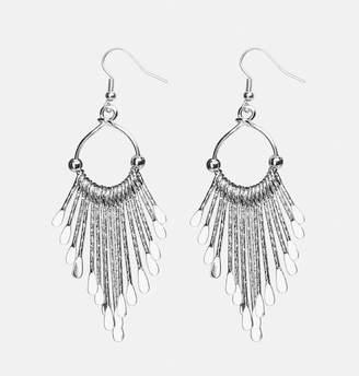 Avenue Linear Chandelier Drop Earrings