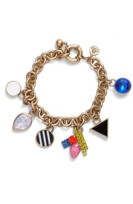 Loren Hope Avery Charm Bracelet
