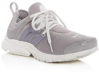 Nike Women's Air Presto SE Lace Up Sneakers