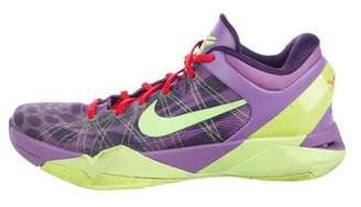 Nike Zoom Kobe VII Supreme Christmas Sneakers