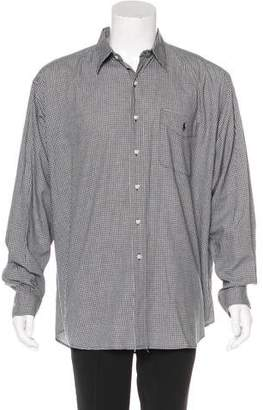 Polo Ralph Lauren Woven Houndstooth Shirt
