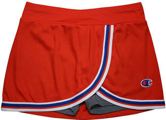 Champion Logo Knit Skorts - Preschool Girls