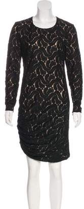 A.L.C. Lace Knee-Length Dress