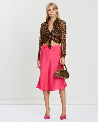 Atmos & Here ICONIC EXCLUSIVE - Lily Leopard Shirt
