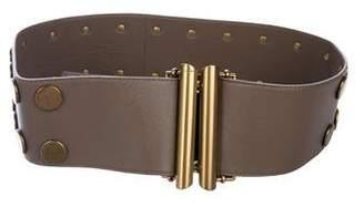 Etro Studded Wide Belt