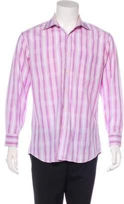 Paul Smith Plaid Dress Shirt