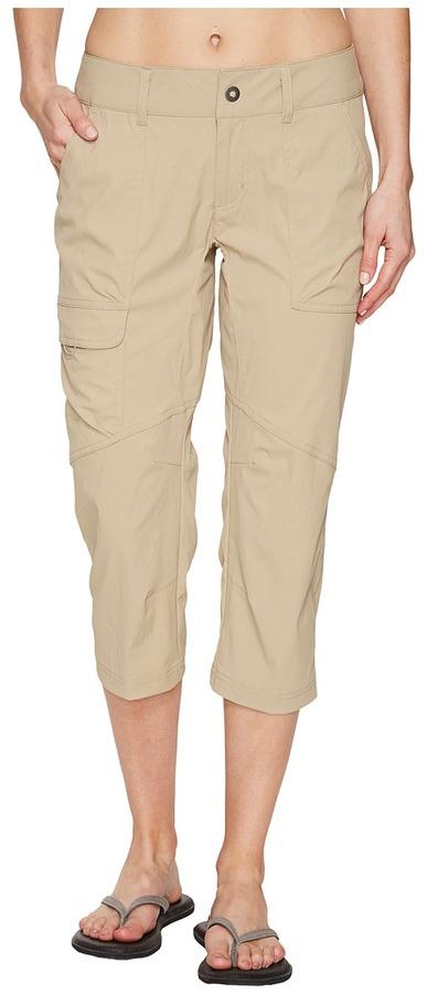 Columbia - Silver Ridge Stretch Capri Pants Women's Capri