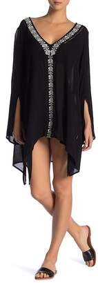O'Neill Larine Embroidered Cover Up