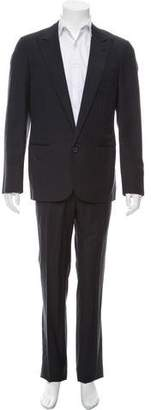 Lanvin Wool One-Button Suit