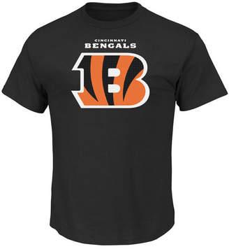 Profile Men's Cincinnati Bengals Critical Victory Performance Big & Tall T-Shirt
