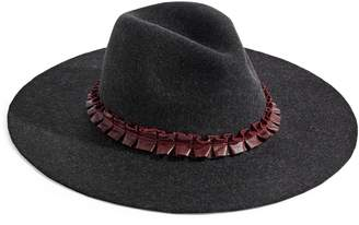 Echo Wool Fedora