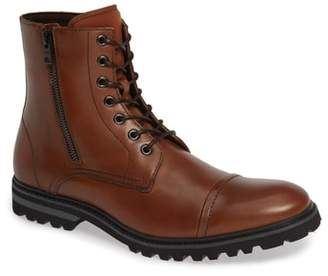 Kenneth Cole Reaction Daxten Mixed Media Boot