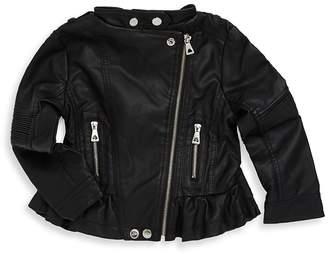 Urban Republic Little Girl's Moto Jacket