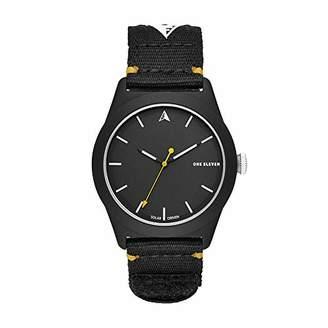 Eleven Paris One Analog-Quartz Watch with Nylon Strap