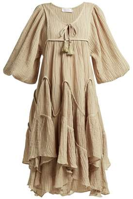 Zimmermann Melody Dress - Womens - Khaki