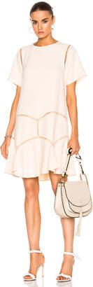 Chloe Light Cady Dress $1,750 thestylecure.com