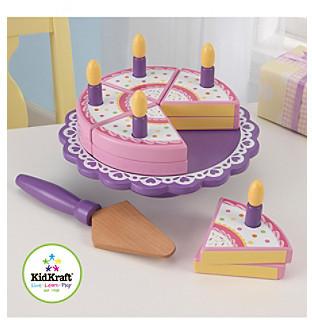 Kid Kraft Birthday Cake Set