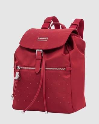 Samsonite Karissa Backpack with Swarovski Crystals