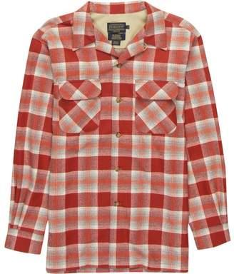 Pendleton Original Board Shirt in Ultrafine Merino Wool - Men's