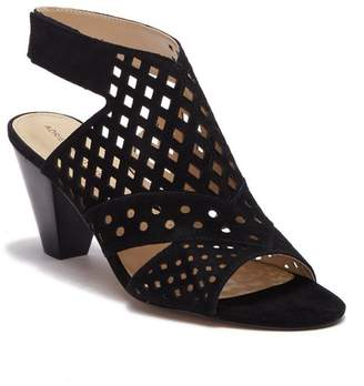 Adrienne Vittadini Phil Perforated Cone Heel